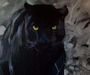 Panther #3 Waiting