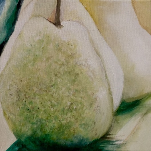 3 Pears. Sold